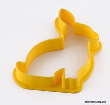Cortador de Galletas/Galletas Conejo de plástico 6cm&1.5cm profunda Calidad Garantizada