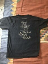 """Radiohead vintage """"We Suck Young Blood W.A.S.T.E Sz Med Shirt"""