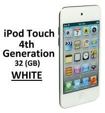 Apple iPod Touch 4th Generation White 32 (GB) Wi-Fi & Bluetooth (Wireless)