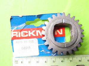 Rickman NOS Zundapp 125 MX Transmission Gear p/n R070 05 015 R07005015