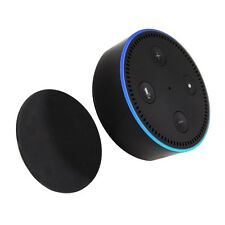 TechMatte Magnetic Mount Pad for Amazon Echo Dot and Google Home Mini (Black)