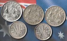 Australia Silver Coin Pack- 50% Silver-