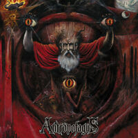 ANTROPOFAGUS - 12'' LP Methods Of Resurrection Through Evisceration