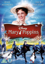 Walt Disney Studios Mary Poppins DVDs