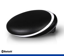 iui DESIGN DRIVE Black Portable Bluetooth Stereo 6 Hrs Speaker and Speakerphone