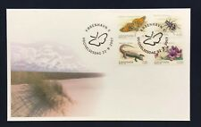Denmark FDC 2007.08.22. Nature of Denmark - Complete Series - XF