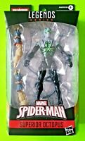 Marvel Legends Superior Octopus (BAF Demogoblin) Spider-Man Action Figure - NEW