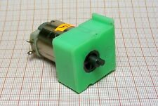 Electric motor DC with gear - eccentric wheel [M1-180]5