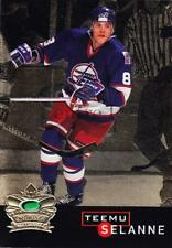 1995-96 Parkhurst Crown Collection Gold Series 1 #9 Teemu Selanne