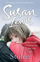 Stolen, Lewis, Susan, Very Good Book