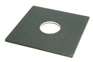 Sinar Original Lens Board With Copal #1 With Hole 42,5mm. Fits Horseman Cameras.