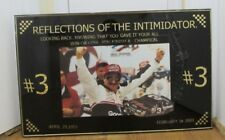 REFLECTIONS OF THE INTIMIDATOR # 3 BY DALE  EARNHARDT Sr DAYTONA 500 32 X 21 1/4