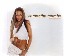 SAMANTHA MUMBA - BABY COME ON OVER (3 tracks plus video CD single)