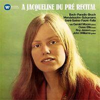 Jacqueline du Pre - A Jacqueline du Pre Recital [CD]