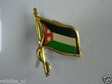 PINS,SPELDJES 50'S/60'S COUNTRY FLAGS 41 IRAQ VINTAGE VERY OLD VLAG