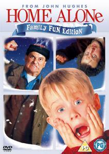 Home Alone DVD (2006) Macaulay Culkin, Columbus (DIR) cert PG Quality guaranteed