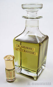 36ml Attar Bukhoor by Al Haramain - Traditional Arabian Perfume Oil/Attar