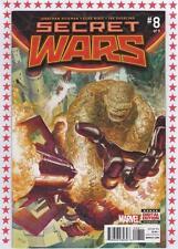 Secret Wars #8  - 2016 - Marvel