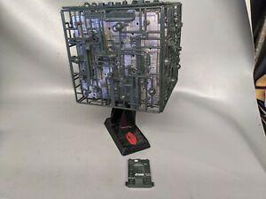 Star Trek the Next Generation Borg Cube Ship Playmates Collectors Edition (L5)