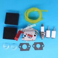 Carburetor Air Filter Kit For Homelite ST155 ST185BC ST275 ST285BC ST145 ST385