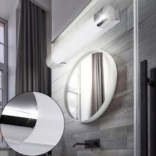 Luxus LED Chrom Wand Leuchte Feucht Raum Beleuchtung Bade Zimmer Lampe Röhre