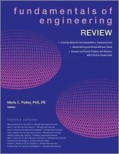Fundamentals of Engineering Review by Merle Potter (2008, Paperback)