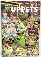 The Muppets Roger Landridge Omnibus Style Marvel Comics HC Hardcover New Sealed
