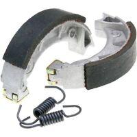 Bremsbackensatz Polini 90x18mm inkl. Federn für Trommelbremse für Piaggio / Vesp