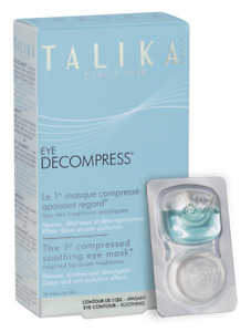 Talika Eye Decompress Soothing Eye Mask