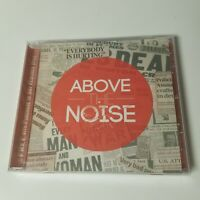 New ABOVE THE NOISE Compilation 12 Christian Artists Promo Music CD god jesus