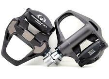 Shimano Ultegra PD-R8000 Carbon SPD-SL Road Bike Pedals Standard Type w/ SM-SH11