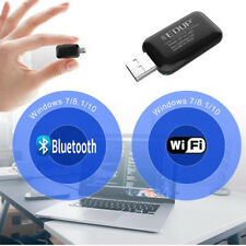 Dual Band 2.4G 5G Bluetooth 11ac USB wifi 2T2R USB Wireless 2in1 1200Mbps Dongle