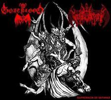 Goatblood/Nihil Domination - Supremacia De Satanas (NEW CD DIGI)
