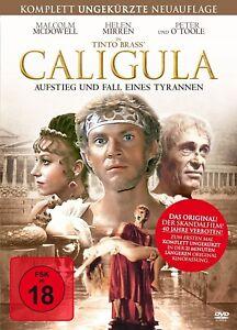Caligula - Aufstieg und Fall eines Tyrannen (Komplett ungekürzte Neuauflage) DVD