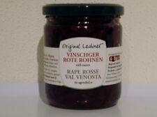 ORIGINAL Lechner Vinschger Rouge rohnen, prie Sweet sauce aigre EN TYROL DU SUD