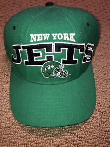 VINTAGE NEW YORK JETS STARTER SNAPBACK NFL CAP HAT NEW PRO LINE