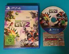 PS4 : plants vs zombies garden warfare 2 GW2