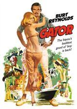 GATOR New Sealed DVD Burt Reynolds White Lightning Sequel McKlusky