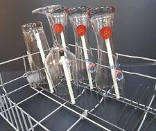 x-mike Glashalter / Gläserhalter für Spülmaschine / Geschirrspüler