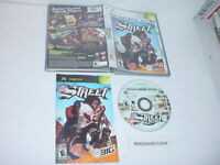 NFL STREET football game complete in case w/ manual - Original Microsoft XBOX