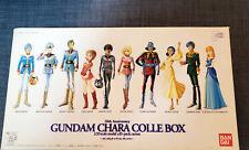 Bandai Gundam 1/20 Chara Colle Box of 10 Figures *20th Anniversary*