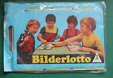 Bilderlotto DDR OVP Plasticart Spiel Spielzeug Vorschule Lotto Brettspiel Bilder