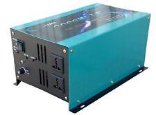 Inversor Onda Pura 3000w 24V a 220V LF onda sinusoidal pura power inverter