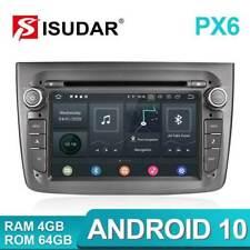 AUTORADIO GPS ALFA ROMEO MITO Android 10 WI-FI 4GB 6core DSP PX6 COMANDI VOCALI