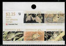 Australia,Scott#1246,book let,Squirrel glider,Mnh