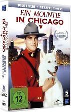 DVD Box - Ein Mountie in Chicago - Staffel 1+2 + Pilotfilm (2014) - NEU