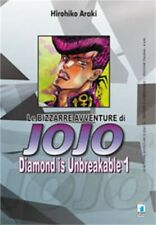 SC1161 - Manga - Star Comics - JoJo - Diamond is Unbreakable 1 - Nuovo !!!