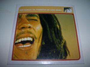 BOB MARLEY VS FUNKSTAR - SUN IS SHINING 2tr. CD SINGLE