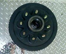 "12"" Brake Drum Hub 6 & 7K LB Trailer Axle 92865A-1 Dexter Rockwell Lippert ALKO"