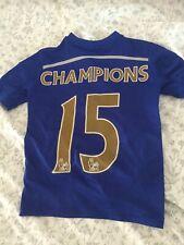 Boys Chelsea Champions League football shirt - 9 - 10 years
